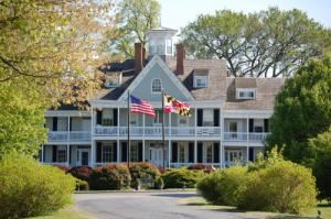 Historic Kent Manor Inn, Stevensville — Historic Kent Manor Inn
