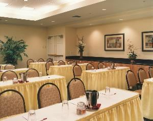 Meeting Room, Residence Inn Palo Alto Los Altos, Los Altos — Fully catered meeting space available at the Residence Inn by Marriott Palo Alto - Los Altos.