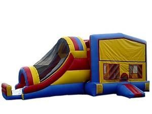 Paradise Party Rentals, Lincoln — Sacramento Bounce House Rentals-Paradise Party Rentals Offers large bounce and slide combos for rent in Sacramento, Lincoln, and surrounding areas.