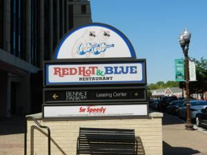 Red Hot & Blue - Arlington, Arlington