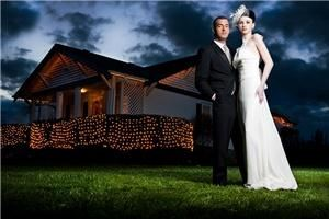 Friday Wedding & Reception Package, Wine and Roses Country Estate, Auburn