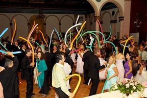 4 Hour Full Service Package, A+ Service - Ziggy's Entertainment DJ/Magician/Clown & more!, Athens — Wedding Balloons