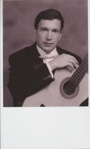 Classical Guitarist Kevin Greenhaw - San Diego