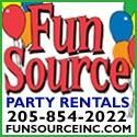 Fun Source Rentals, Inc., Birmingham — Fun Source Rentals, Inc.