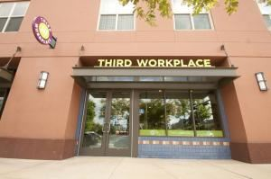 Third Workplace, Walnut Creek — Entrance to Third Workplace