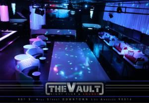The Vault Night Club and Lounge, Los Angeles