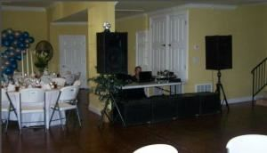 Saturday Party Package, Melady House, LLC, Alexandria