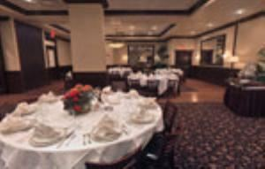 Entire Banquet Space, Maggiano's Little Italy - Milwaukee, Milwaukee — Antinori, Barolo & Centioli