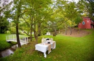 The Outdoors, Twin Maples Farmhouse, Waynesville
