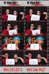 PhotoAffairs 321 Photo Booth Rentals, Conway — The PhotoBooth experience for everyone.