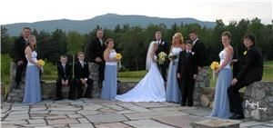 The Gold Wedding Package (Saturday, Starting at $43.25 per person), The Shattuck Golf Club, Jaffrey