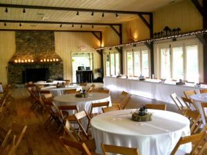 The Farm, A Gathering Place, The Farm, A Gathering Place, Candler — Inside our event barn