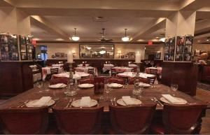 Dining Room, Maggiano's Little Italy - Houston, Houston — Dining Room