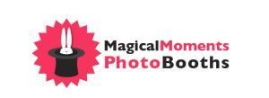 Magical Moments Photo Booths, Coquitlam — Magical Moments Photo Booths Logo