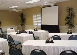 2-6 Hours Corporate Package for Only $287.00 TOTAL, Inn of Naples, Naples — Classroom Style