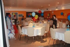 Entire Facility, Pelican Ville Banquet Hall, Bronx — baby shower settings