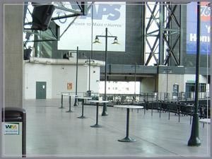 Left Field Beer Garden, Chase Field - Home of the Arizona Diamondbacks, Phoenix