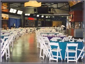 Main Concourse, Chase Field - Home of the Arizona Diamondbacks, Phoenix