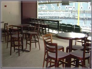 Party Suite B, Chase Field - Home of the Arizona Diamondbacks, Phoenix