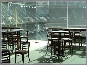Party Suite D, Chase Field - Home of the Arizona Diamondbacks, Phoenix