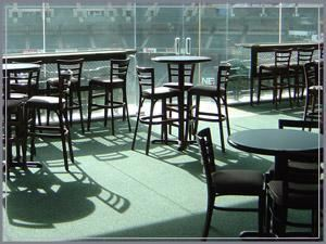 Party Suite E, Chase Field - Home of the Arizona Diamondbacks, Phoenix