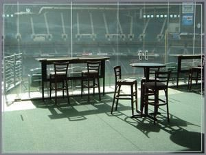 Party Suite F, Chase Field - Home of the Arizona Diamondbacks, Phoenix