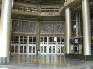 Rotunda, Chase Field - Home of the Arizona Diamondbacks, Phoenix