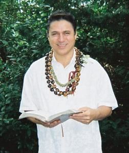 I Want To Marry You Weddings, Honolulu — Reverend Watters is a registered State of Hawaii officiant and is an ordained minister with Ola Loa Ministries.