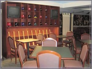 Strike Zone Lounge, Chase Field - Home of the Arizona Diamondbacks, Phoenix