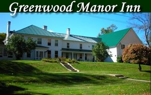 Lover's Special- a romantic getaway for two!, Greenwood Manor Inn, Harrison — The Inn