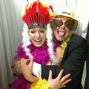 Funtastic Photo Booths, Pryme Tyme Entertainment, Prospect — Photo Booth