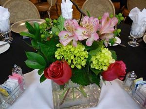 Romantic Centerpiece Package, Rita's Floral Designs LLC, Phoenix — Romantic Centerpiece