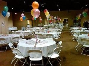 Sunday Rental, Triple S Event Center, Greeley