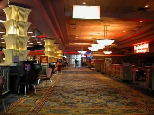 Bingo Pavilion, Hollywood Park Casino, Inglewood