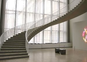 The Art Institute of Chicago, Chicago — Pictured here is the Morton Staircase, which may be used for photo opportunities by private groups.