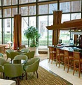 Foyer and Pre-Function Areas, Doubletree Hotel - Houston Intercontinental Airport, Houston