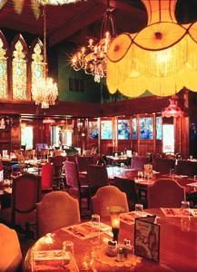 Banquet Room, Old Spaghetti Factory, Indianapolis