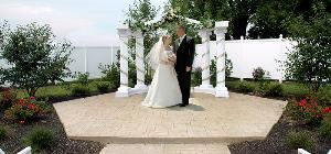 Garden Wedding Pavilion, Weddings R Us, Columbus — Garden Wedding Pavilion