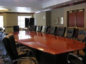 Executive Boardroom, Lacentre Conference and Banquet Facility, Westlake