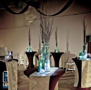 All Inclusive Couture Package, The Spa Bar, Dallas — Decor