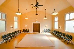 Venue Rental for 3 Hours, Spring Street Center, Seattle — Chapel