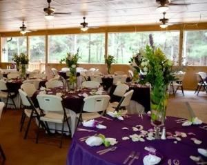 Rehearsal Dinner, Burnt Pine Weddings and Special Events, Newborn