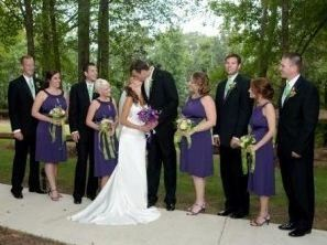 Wedding Ceremony & Reception, Burnt Pine Weddings and Special Events, Newborn