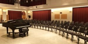 Jack Singer Rehearsal Hall, Arts Commons, Calgary — Enjoy an authentic 'Backstage' experience in our Rehearsal Hall.