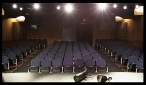 The Broach Theatre, The Studio at CTG, Greensboro — A rental of the Broach Theatre can be added to any studio B package for wedding ceremonies!