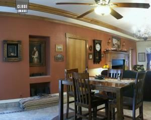 Great Room, Westview Bed & Breakfast, Lincoln