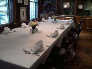 Siena Room, BRIO Tuscan Grille, Columbus — Private space accommodating up to 16 guests.