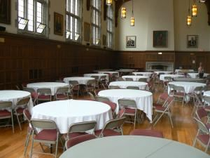 Wallace Hall, Queen's University Event Services, Kingston