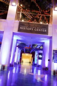 Atrium, Orange County Regional History Center, Orlando