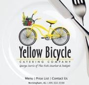 Yellow Bicycle Catering, Birmingham